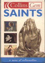 Saints by Robin Blake